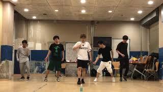 2018.8.12に渋谷で行われたK-POP DANCE Fes.の練習動画。 渋谷ヨシモト∞...