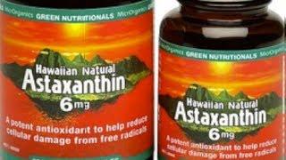 Natural Astaxanthin Antioxidant
