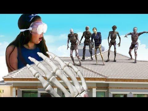 FIZ MÃO DE ZUMBI SUPER NOJENTA Trollagem brinquedo novo dei susto Magu - Bela Bagunça