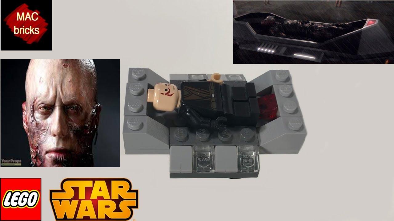 Burnt version from set 75183 Lego Star Wars Anakin Skywalker