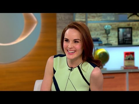 Michelle Dockery on new film