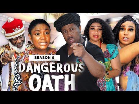 DANGEROUS OATH (SEASON 9) {NEW TRENDING MOVIE} - 2021 LATEST NIGERIAN NOLLYWOOD MOVIES