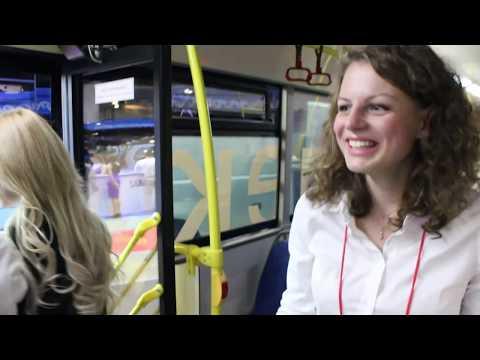 """Что такое """"Автобусный мир""""? Тур по выставке Bus World-2018"""