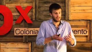 Construyamos la Democracia Digital | Justin Graside | TEDxColoniadelSacramento