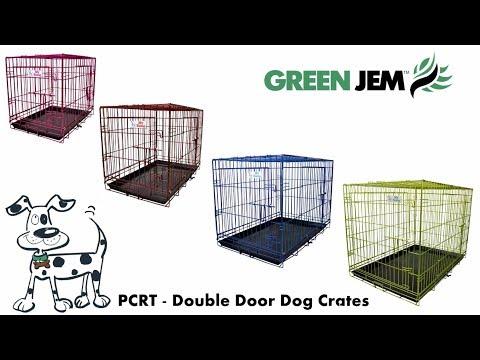 green-jem-double-door-dog-crates---pcrt