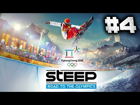 STEEP Road to the Olympics I Capítulo 4 I Let's Play I XboxOne X I 4k |