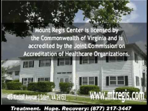 Mount Regis Center - Drug and Alcohol Rehab and Detox in Virginia