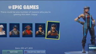 How to Get Every Skin in Fortnite PS4 for FREE without Lan GLITCH | Season 9