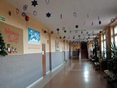 School Corridor Youtube