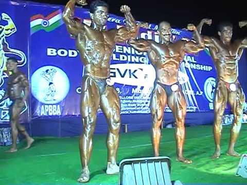 Mr India 2007 nellore bodybuilding FINALS  part 9 VTS 01