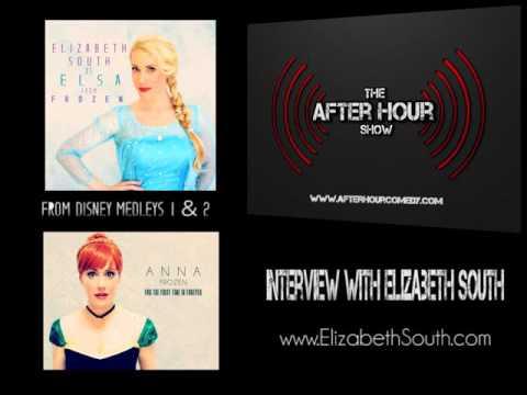 Disney Medley - Elizabeth South - Radio Interview - After Hour Show