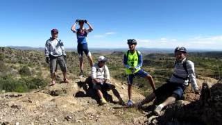 Vuelta Ciclista a las minas en Villa Hidalgo, Jalisco. Enero 2016