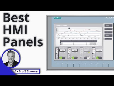 What Is The Best HMI Panel?   How To Choose The Best HMI Panel For Your Application