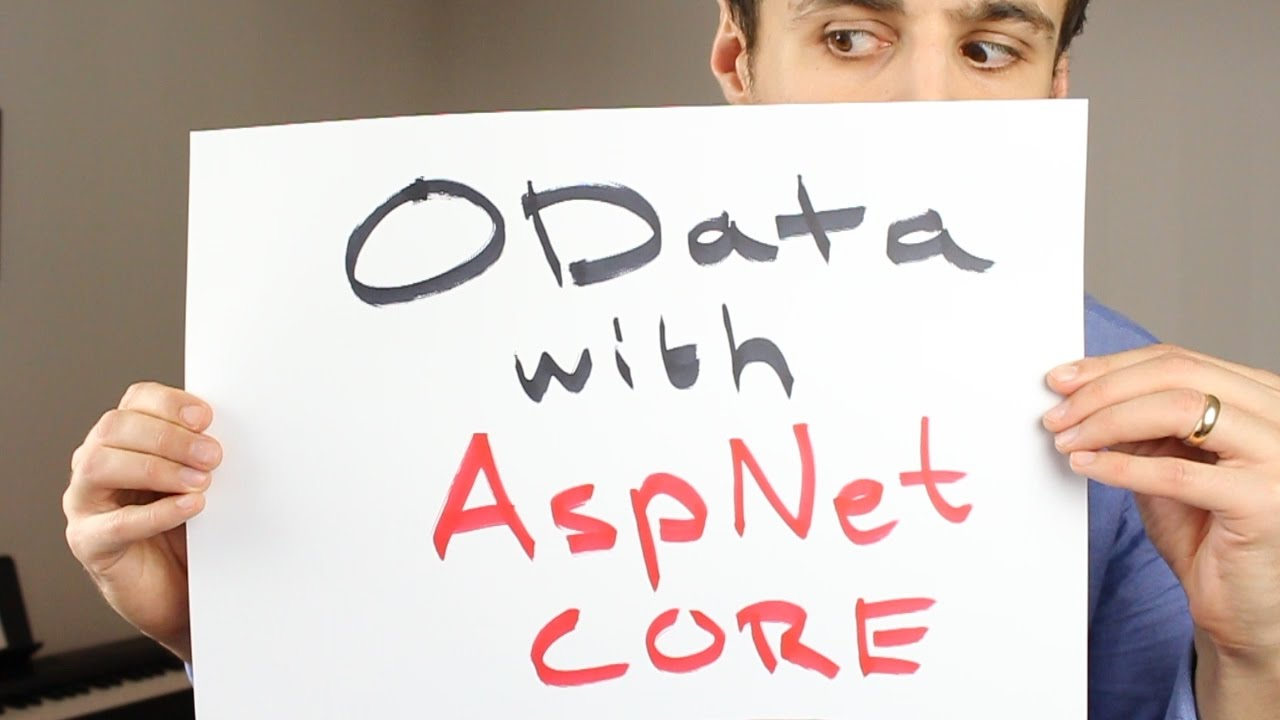 OData with AspNet Core