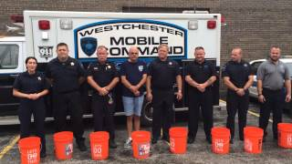 Westchester Police Department Ice Bucket Challenge