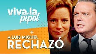 Kathy Salosny confesó que rechazó a Luis Miguel - Viva La Pipol