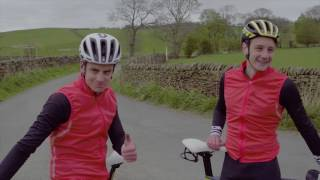 The Brownlee brothers join SCOTT Sports