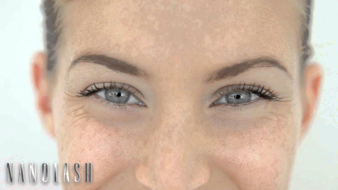 Nanolash Eyelash Conditioner Youtube