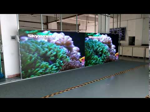 led video panel hire P3.91 outdoor LED display panel hiring