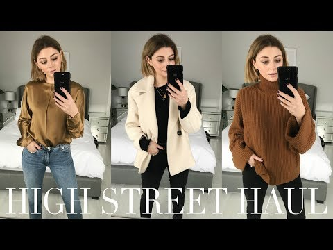 January High Street Haul | & Other Stories, Topshop, H&M