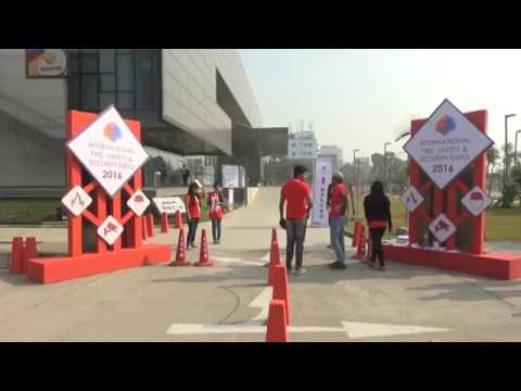 International Fire, Safety And Security Expo 2016