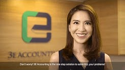 3E Accounting Singapore, Your Truly One-Stop Solution Corporate Service Provider