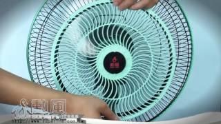 勳風 14吋360度集風超循環立扇 hf b1438g