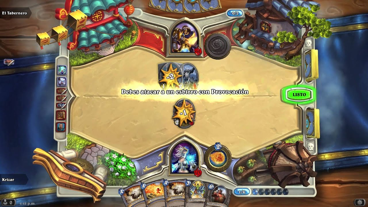 Hearthstone для windows 10