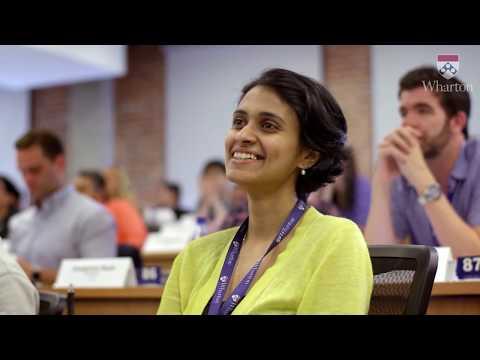 Wharton's General Management Program (GMP) for Senior-Level Executives