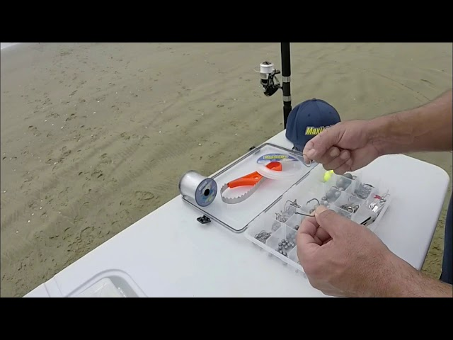 Packing your Tackle Box for Straylining