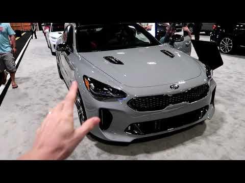 Is The 2019 Kia Stinger GT A Sports Sedan Bargain? //Quick Look EP. 3