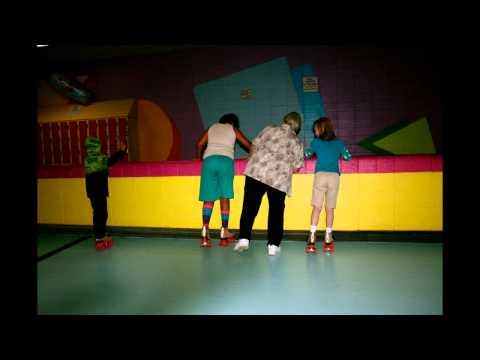 Roller Skating- Life in America