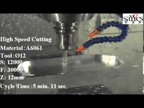 High Speed Cutting