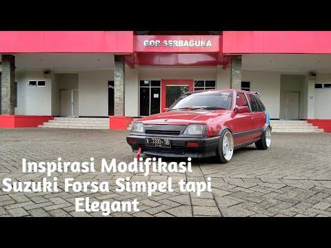Suzuki Forsa Ceper Bagaimana Rasanya? Review Modifikasi pada Suzuki Forsa saya