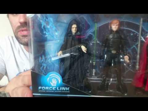 Heti Videó: 02#Star Wars Last Jedi figurák részletesen 2.rész