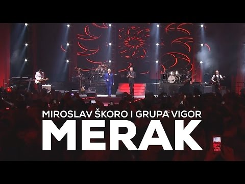 MIROSLAV ŠKORO I GRUPA VIGOR - Merak (OFFICIAL VIDEO)