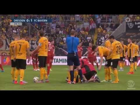 Dynamo Dresden 1 - 3 FC Bayern Munich | Full Match HD | Charity Match 2015