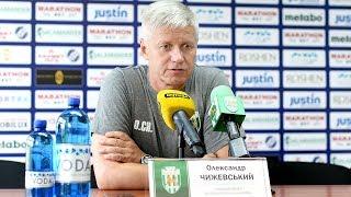 Олександр Чижевський: «Хай експерти розбирають момент з падінням Мартінса»
