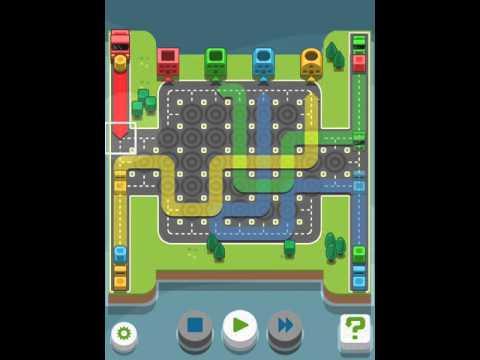 RGB Express - Mini Truck Puzzle - 5. CHALLENGE (PHOENIX) T-10