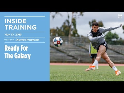 Ready For The Galaxy | INSIDE TRAINING