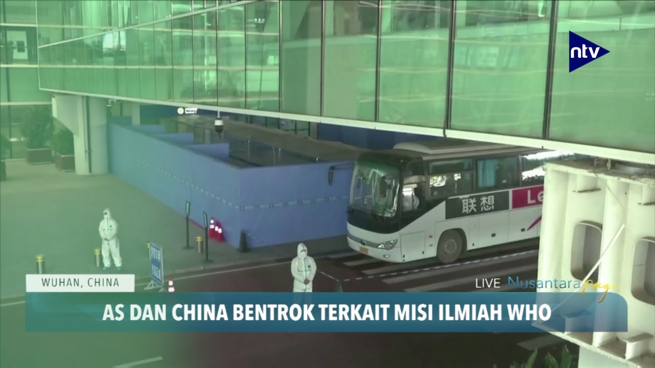 AS Minta China Tidak Halangi Penyelidikan WHO di Wuhan