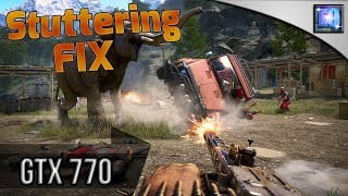 Far Cry 4 | GTX 770 Ultra settings (With Fps) + Stuttering FIX