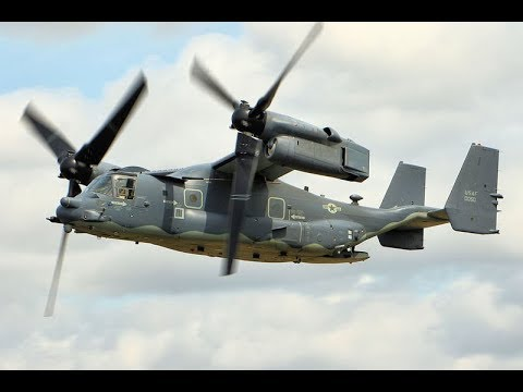 What It's Like to Fly a CV-22 Osprey — Ask a Pilot