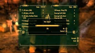 Fallout New Vegas Honest Hearts .45 Auto Submachine Gun & .45 Auto Pistol Mod Location