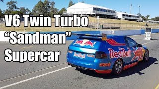 Queensland Raceway Ride Day - inc. RBHRT V6 Twin Turbo *RAW UNEDITED SOUND* 1080p 60fps