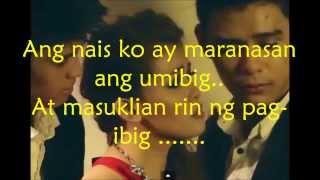 Mahal ko O Mahal ako by Kz Tandigan (Lyrics) -Acoustic Version- Sam Mangubat