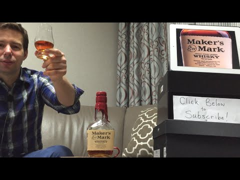 Maker's Mark Kentucky Straight Bourbon Whisky: WhiskyWhistle Whisky Review 67