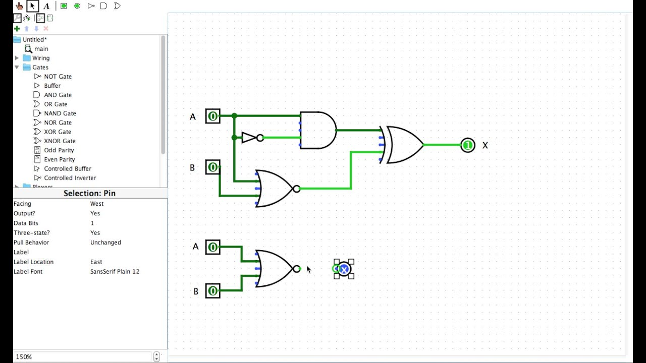 igcse computer science tutorial 1 3 1 b creating logic circuits rh youtube com sequential logic circuits tutorials sequential logic circuits tutorials pdf