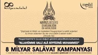 8 Milyar Salavat Kampanyası- Hayru'l Beşer(s.a.s)