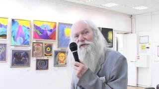 Отзыв с выставки Виктории ПреобРАженской. 2013 год